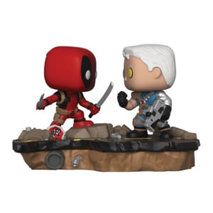 Funko POP! Deadpool vs Cable - Marvel