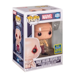 Funko POP! Wade Wilson X-Men Origins Wolverine Summer Convention 2020 - Marvel