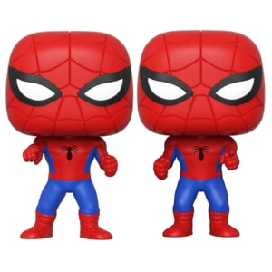 Funko POP! Spider-Man vs Spider-Man - Marvel