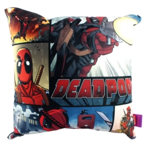 Almofada Deadpool HQ - Marvel
