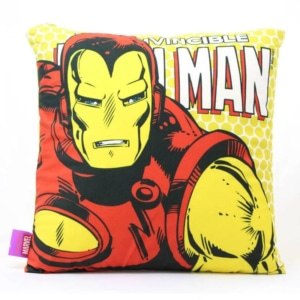 Almofada Iron Man Pop Art - Marvel