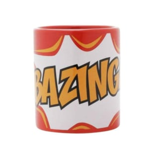Mini Caneca WB Bazinga Big Bang Theory