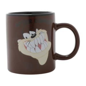 Mini Caneca WB Taz After Coffee Looney Tunes
