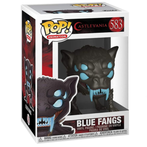 Funko POP! Blue Fangs - Castlevania