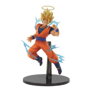 Goku Angel Super Sayajin 2 - Dragon Ball Z