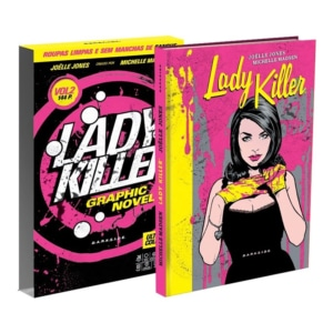Livro Lady Killer: Graphic Novel Vol. 2