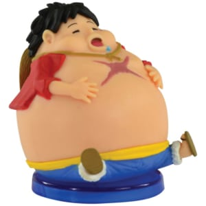 Luffy Hallcake Island - One Piece