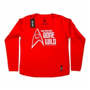 Moletom Feminino Star Trek Girls Gone Wild