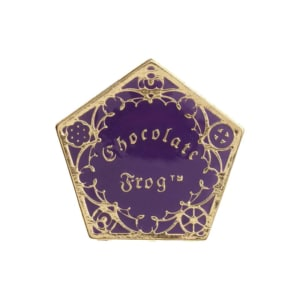 Pin Sapo de Chocolate - Harry Potter