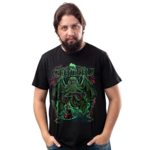 Camiseta Great Old One Cthulhu