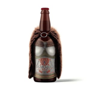 Red Ale - Bear Land - Garrafa 500 ml