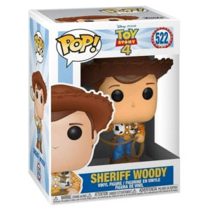 Funko POP! Disney Toy Story 4 - Woody