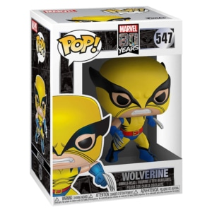 Funko POP! Marvel 80th - First Appearance Wolverine