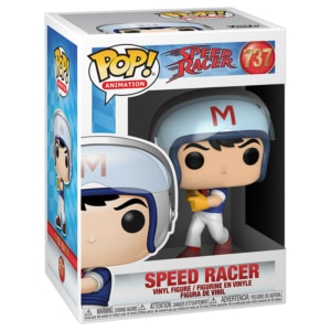 Funko POP! Animation Racer-Speed in Helmet