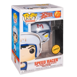 Funko POP! Animation Racer-Speed in Helmet Chase Edition
