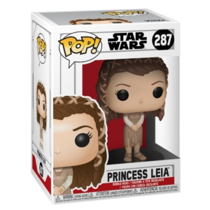 Funko POP! Star Wars Princesa Leia Ewok Village