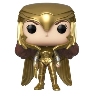 Funko POP! Heroes Wonder Woman 1984 - Wonder Woman Gold Power
